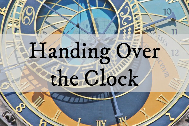 Handing Over the Clock