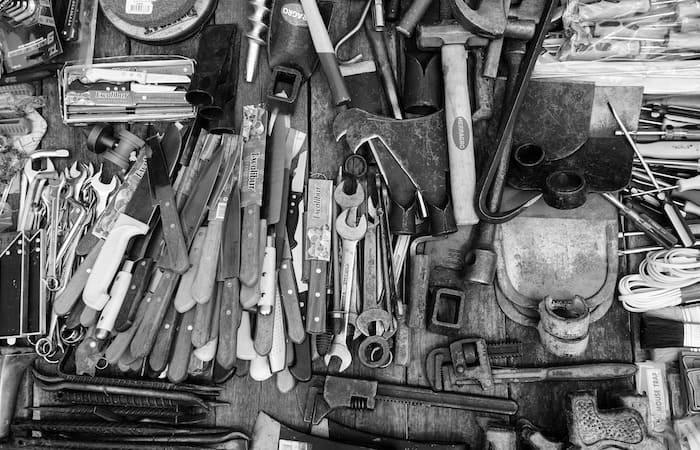 qué hacer con herramienta por abandono de obra