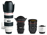 Canon Zoom Lenses