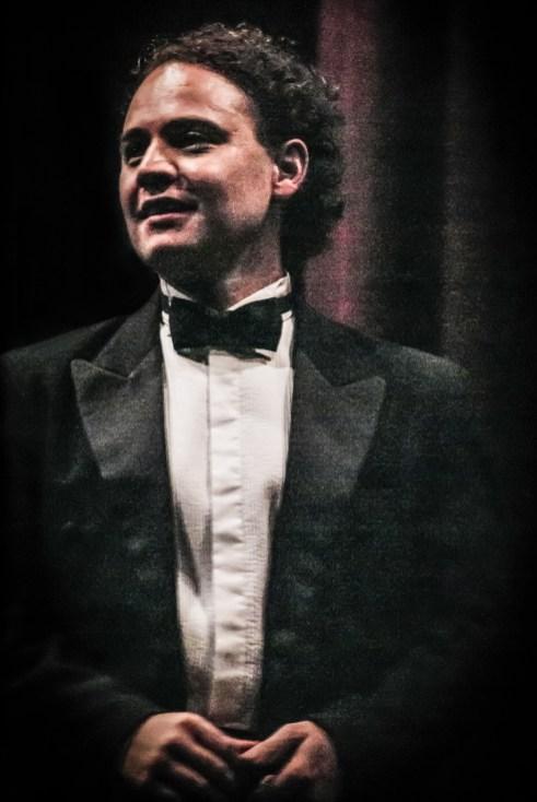 2013, Miguel Salmon Del Real. Photo, Ramon Merino