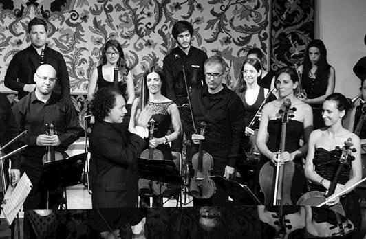 2014, Gaia Philharmonic Orchestra. Portugal. Photo, Lauren Maganete