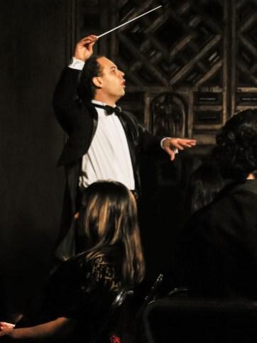 2014, A German Requiem Brahms. (Leticia de Altamirano, soprano). Michoacan Symphony Orchestra