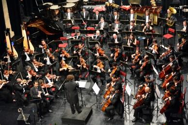 2013, World premiere of Leonardo Coral's Bass Clarinet Concerto. Fernando Dominguez, soloist. Michoacan Symphony Orchestra