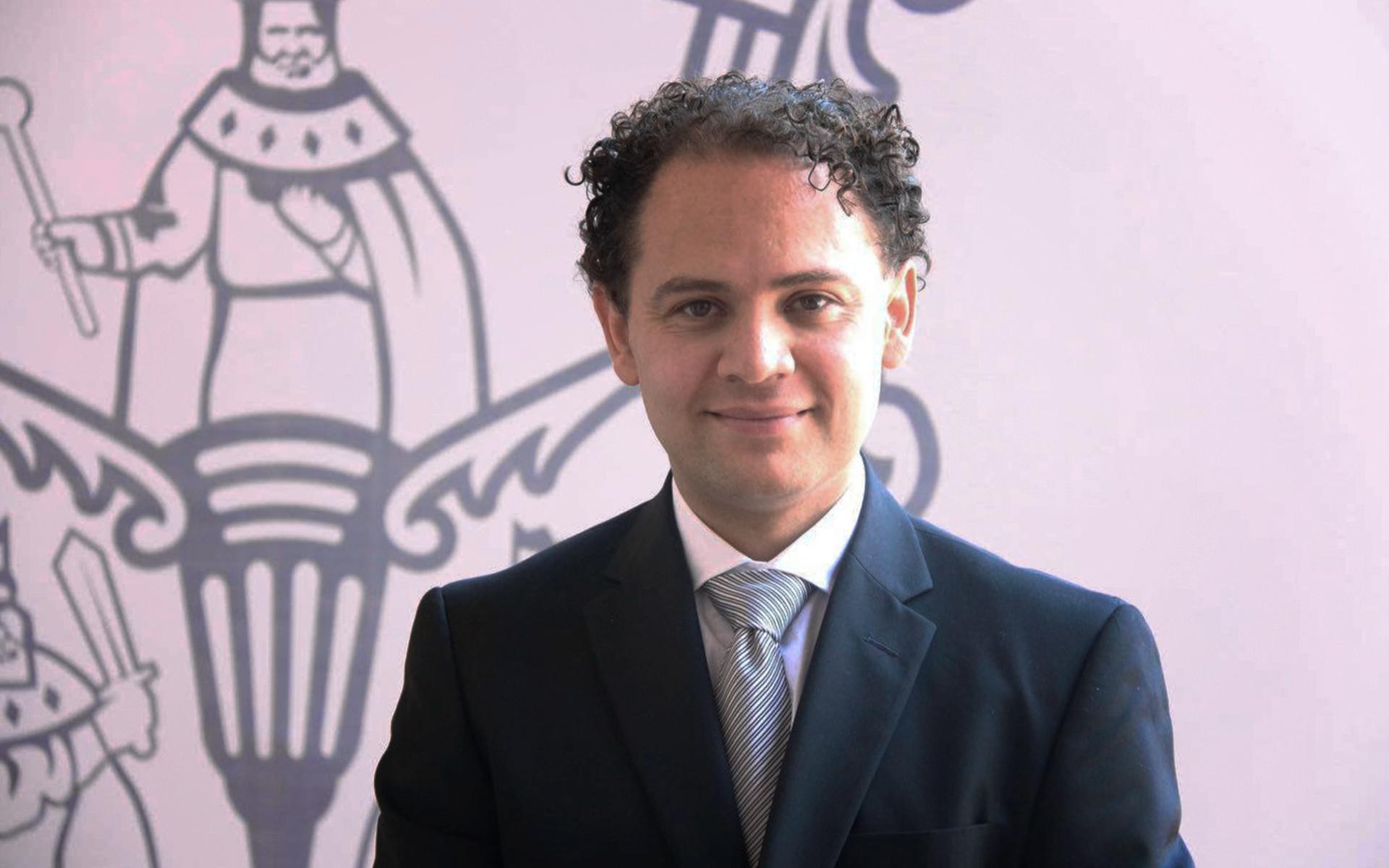 Presentan a Miguel Salmón como secretario de Cultura de Morelia