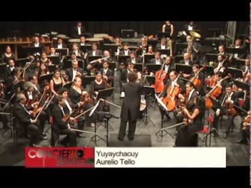 14. Yuyaychacuy - AURELIO TELLO