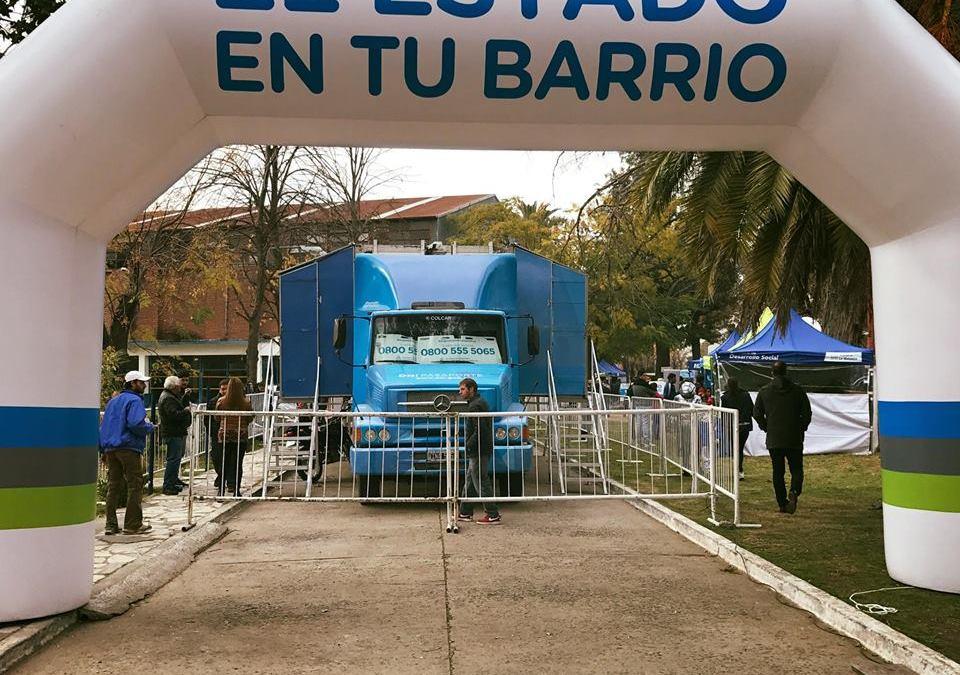 El Estado en Tu Barrio llega a Villa Luzuriaga y González Catán