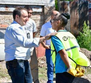 MIGUEL SAREDI DESTACÓ LA CREACIÓN DE LA MESA AMBIENTAL BONAERENSE