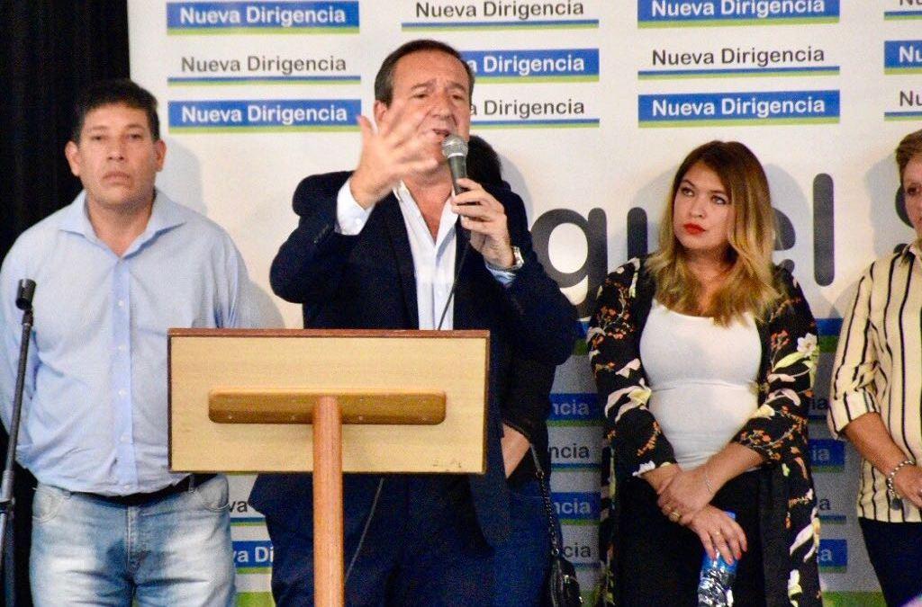 """MIGUEL SAREDI DE NUEVA DIRIGENCIA: """"LAS EMPRESAS TAMBIÉN DEBEN AJUSTARSE A DERECHO Y RESPETAR LOS PRINCIPIOS DEL FALLO DE LA CORTE SUPREMA"""""""