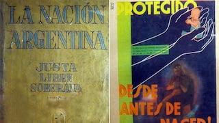 """Protegido antes de nacer"""" y """"desterrar el aborto criminal"""", dos consignas del primer peronismo"""
