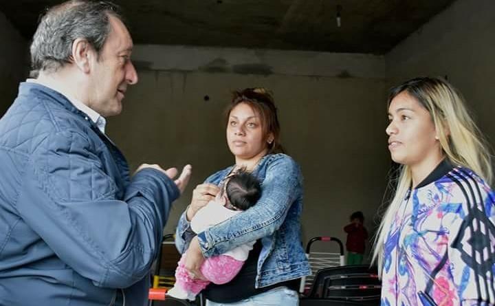 """MIGUEL SAREDI: """"ES IMPORTANTE QUE LAS MUJERES SE HAGAN LOS ESTUDIOS POR EL RIESGO DE CÁNCER"""""""