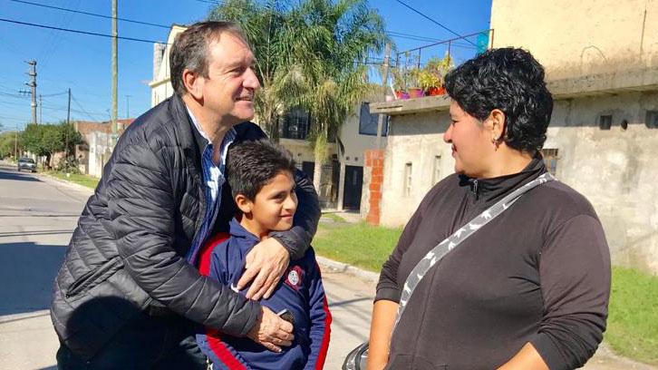 Miguel Saredi: «En 2019 acordate de renovar el Boleto Estudiantil»