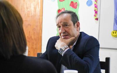Miguel Saredi: «Insisto con la necesidad de avanzar con un proyecto de Registro de Violadores».