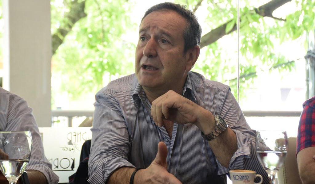 Miguel Saredi: «Presentamos una declaración de paz por los enfrentamientos entre Armenia y Azerbaiyán».