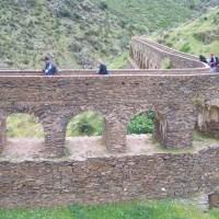 Ruta al Acueducto de las Herrerías. Obra faraónica en Campillo de Deleitosa