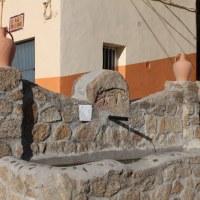 20121005 Ruta por la Murallas y Castillo de la Villa Vieja de Santibáñez el Alto. Pueblos de la Sierra de Gata. Extremadura