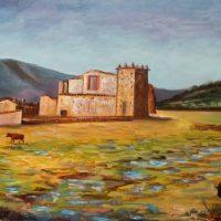 20141212 Ruta al Palacio de la Familia Pizarro en Conquista de la Sierra. Tierras de Trujillo. Extremadura