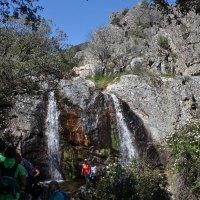 20160426 Ruta a los Castaños y Chorrera Calabazas. Árbol Singular de Extremadura. Geoparque Villuercas Ibores Jara