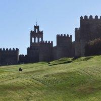 20190929 Ruta por las Murallas de Ávila. Ciudades de Castilla Leon