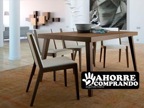 Conjunto Comedor Segunda Mano - Ideas de diseño para el hogar, color ...