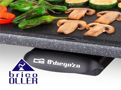 Cocina fcil y sana con la Plancha de Asar de BricoOller cocinas y electrodomsticos en Albox  Almera