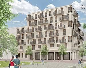 Neue Mitte Altona Planung