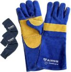 Tanox Leather Forge Welding Gloves