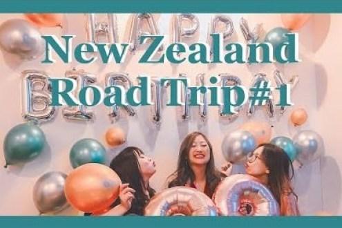紐西蘭自由行驚喜慶生 冰蹦拉到底幾歲 基督城好逛到爆的古董市集|紐西蘭自駕#1