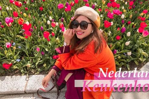 荷蘭》庫肯霍夫花園 阿姆斯特丹鬱金香 世界最美花園