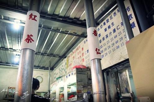 花蓮》廟口鋼管紅茶,名人加持用鋼管裝紅茶的特別早餐店