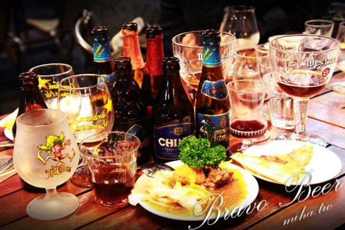 板橋》朋友聚會的好選擇:布娜飛比利時啤酒餐廳