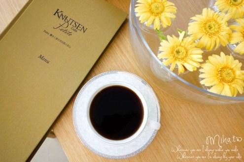 ►台北信義安和Knutsen Petite cafe:精品咖啡館 氣氛舒服點什麼都超級好吃