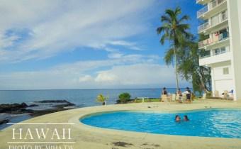 夏威夷》大島離機場超近的Hilo Naniloa Hotel-乾淨整齊交通超方便