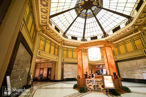 上海》外灘地標和平飯店:值得一訪的飯店博物館導覽 參觀小時代拍攝場景