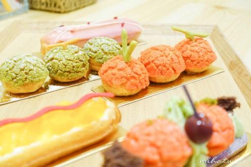 台北》信義區下午茶 L'appart閃電泡芙 屬於巴黎人的日常甜點
