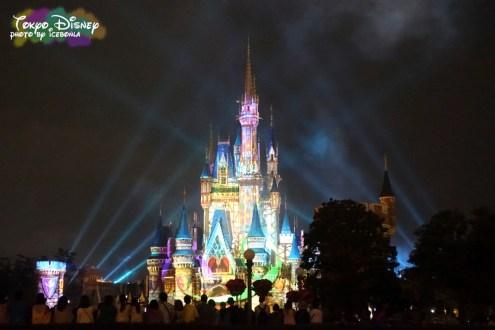 東京迪士尼樂園》必看日間夜間大遊行+超美城堡煙火秀+迪士尼限定美食紀念品