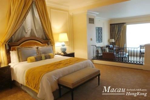 澳門》威尼斯人酒店The Venetian Macao:不花大錢入住超大皇室套房