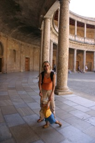 Alhambra, perla Andaluziei