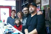 La Cappucino Story, cu Betty și cei doi Cătă