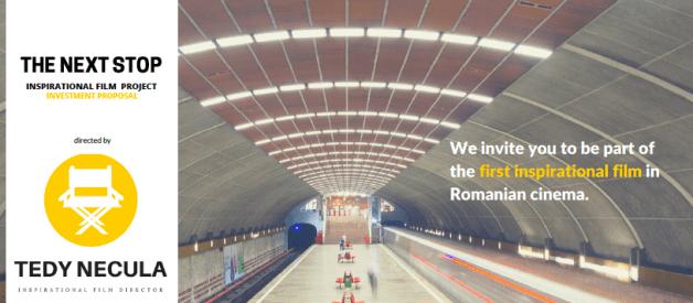 Coborâm la prima – primul film românesc inspirațional, un proiect Tedy Necula