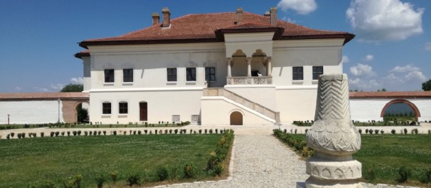 Mai puțin de-o oră de casă – Palatul Brâncovenesc de la Potlogi