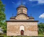 Sf. Nicolae Domnesc - fatada de vest