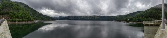"""Lacul de acumulare """"Izvorul muntelui"""" (50mp Hi-Res pano)"""