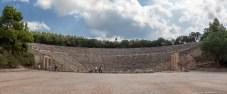 Teatrul de la Epidaur pano 1