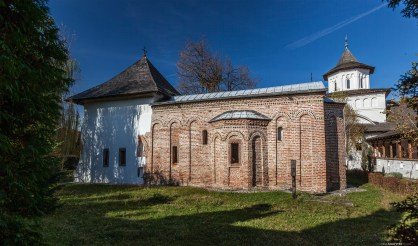 Biserica mănăstirii Cotmeana