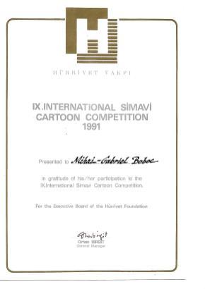 1991 - SIMAVI International - Turkey