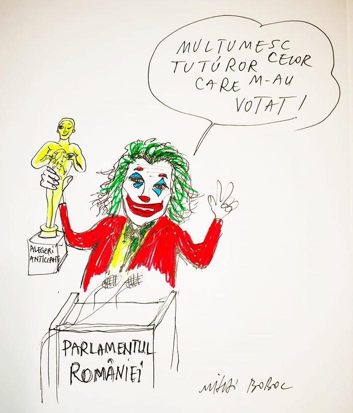 """Oscar 2020, Marele Premiu """"Alegeri Anticipate"""" 1"""