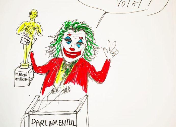 """Oscar 2020, Marele Premiu """"Alegeri Anticipate"""" 4"""