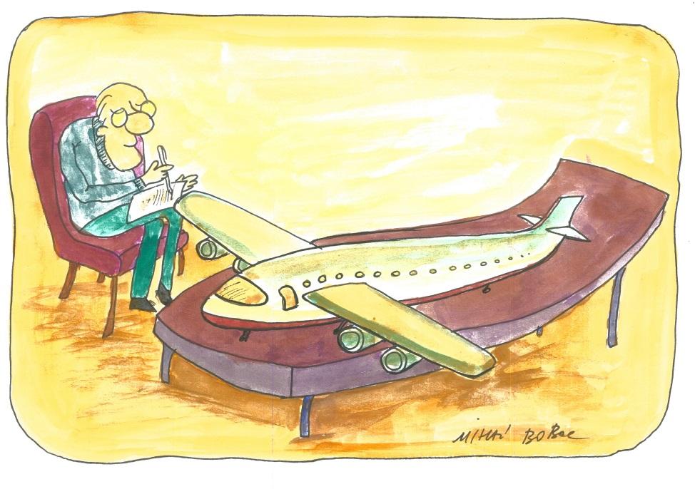 Avionul la psiholog 1