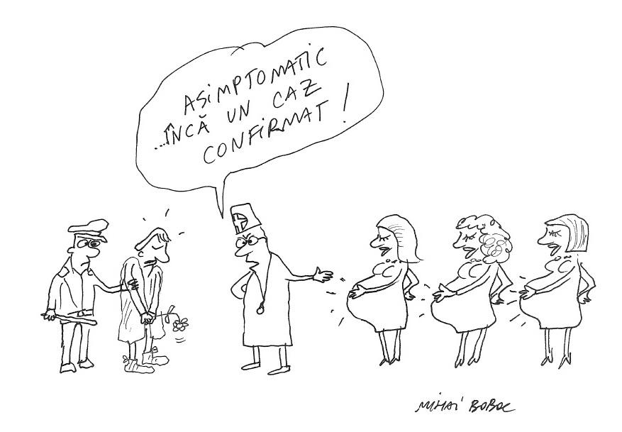 Asimptomatic! 1