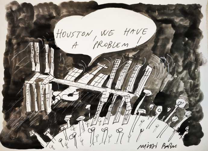 Huston, We have a problem! 6